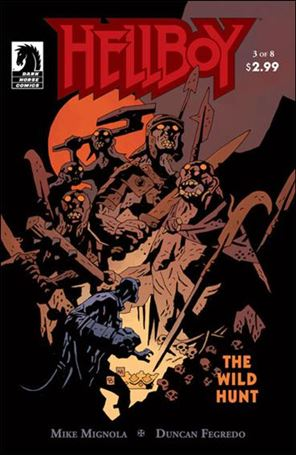Hellboy: The Wild Hunt 3-A