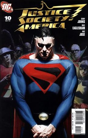 Justice Society of America (2007) 10-A