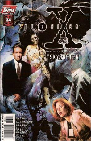 X-Files (1995) 34-A