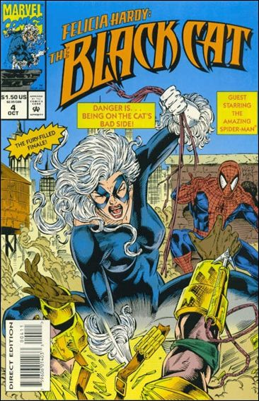Felicia Hardy: The Black Cat 4-A by Marvel