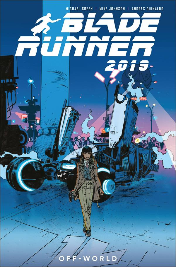 Blade Runner 2019 2-A by Titan
