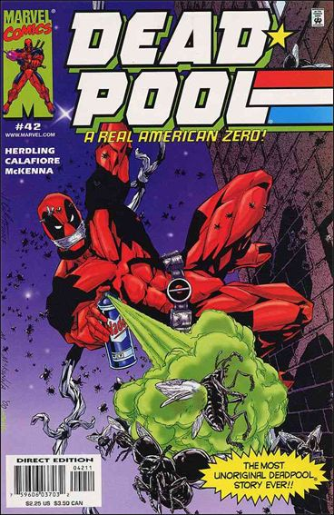 Deadpool (1997) 42-A by Marvel