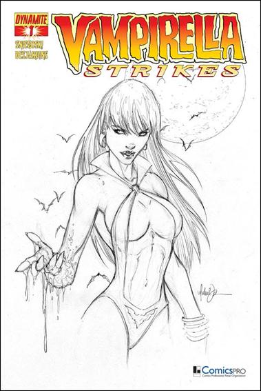 Vampirella Strikes (2013) 1-J by Dynamite Entertainment
