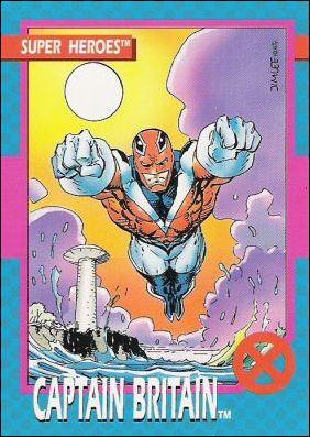 X-Men: Series 1 (Base Set) 32-A by Impel