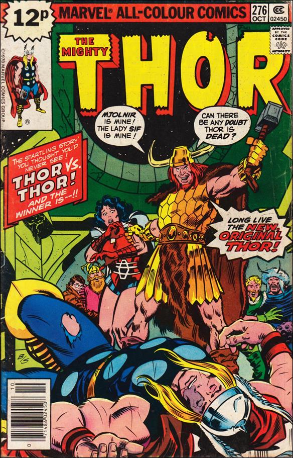 Thor (1966) 276-B by Marvel