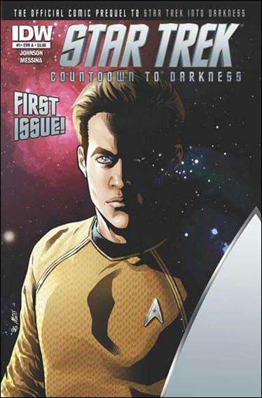 Star Trek: Countdown to Darkness 1-A by IDW