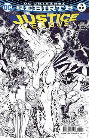 Justice League (2016) 19-B