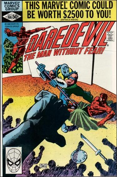 Daredevil (1964) 166-A by Marvel