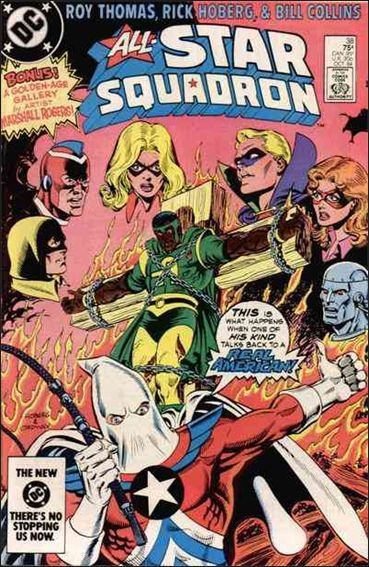 All-Star Squadron 38-A by DC