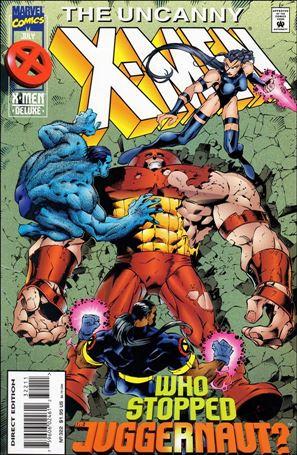 Uncanny X-Men (1981) 322-A