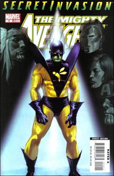 Mighty Avengers (2007) 15-A by Marvel