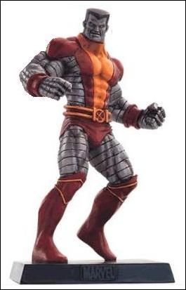 Classic Marvel Figurine Collection Specials (UK) Colossus by Eaglemoss Publications