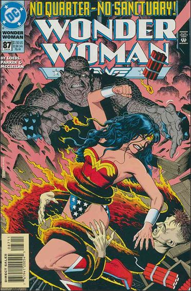 Wonder Woman (1987) 87-A by DC