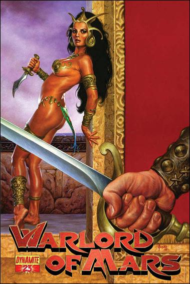 Warlord of Mars 23-A by Dynamite Entertainment