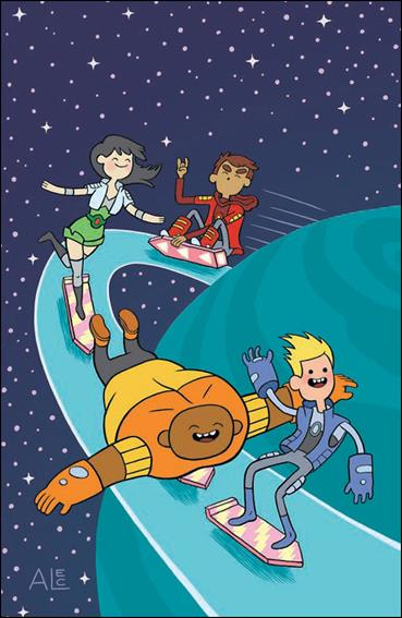Bravest Warriors 12-C by Kaboom!