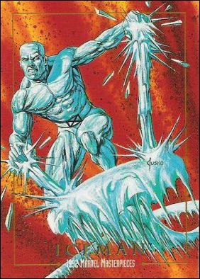 1992 Marvel Masterpieces (Base Set) 40-A by SkyBox