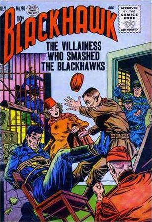 Blackhawk (1944) 90-A