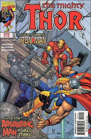 Thor (1998) 14-A by Marvel