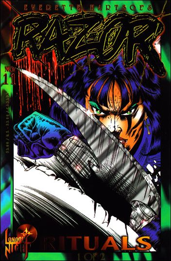 Razor (1991) 11-A by London Night
