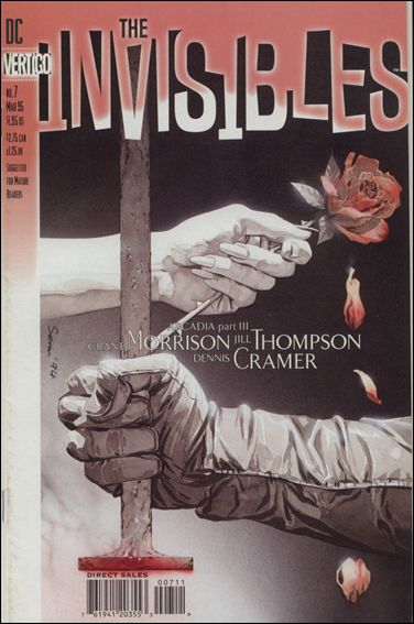 Invisibles (1994) 7-A by Vertigo