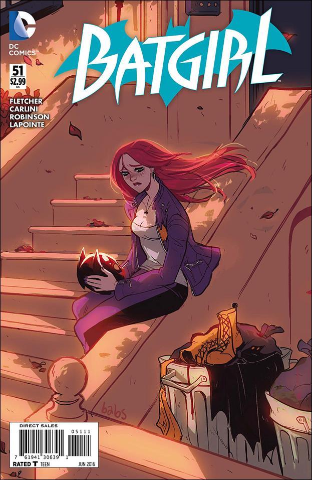Batgirl (2011) 51-A