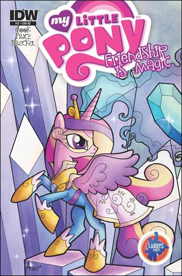 My Little Pony: Friendship is Magic 17-D by IDW