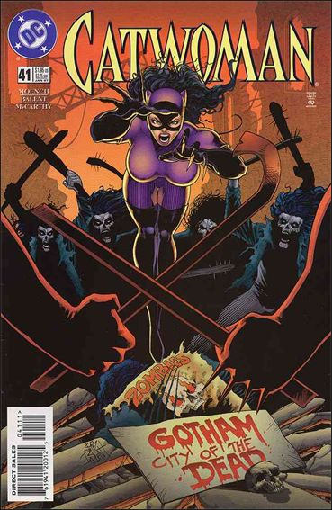 Catwoman (1993) 41-A by DC