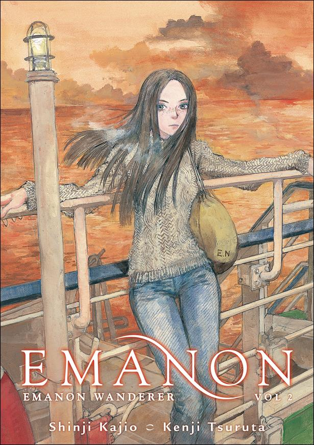 Emanon 2-A by Dark Horse
