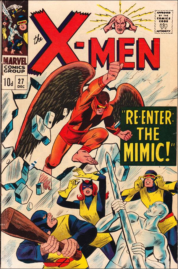 X-Men (1963) 27-B by Marvel