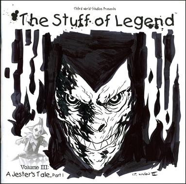 Stuff of Legend (2011) 1-B by Th3rd World Studios