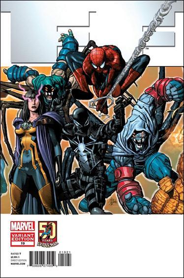 FF (2011) 19-B by Marvel