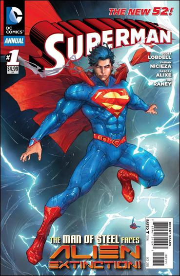 Superman Annual (2012) 1-A by DC