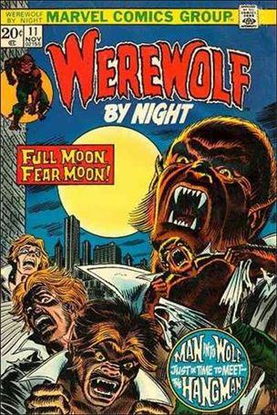 Werewolf by Night (1972) 11-A