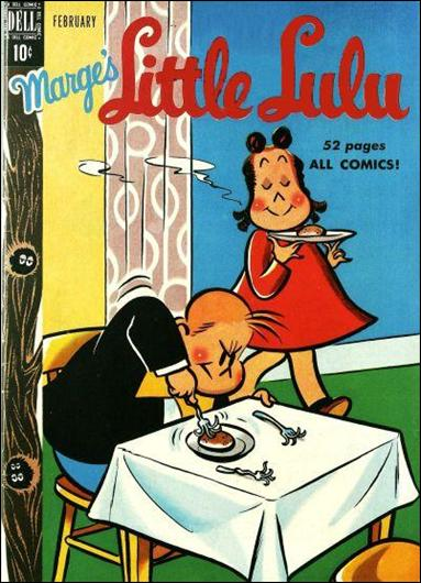 Marge's Little Lulu 20-A by Dell
