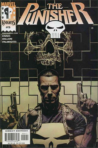 Punisher (2000) 5-A by Marvel