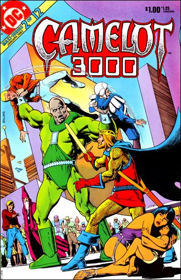 Camelot 3000  2-A by DC