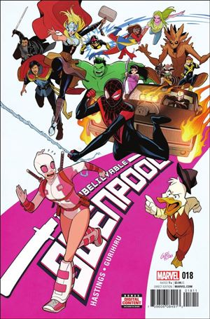 Unbelievable Gwenpool 18-A