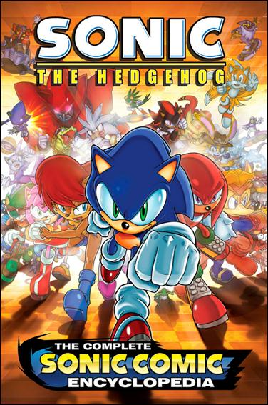 Sonic Comic Encyclopedia nn-A by Archie