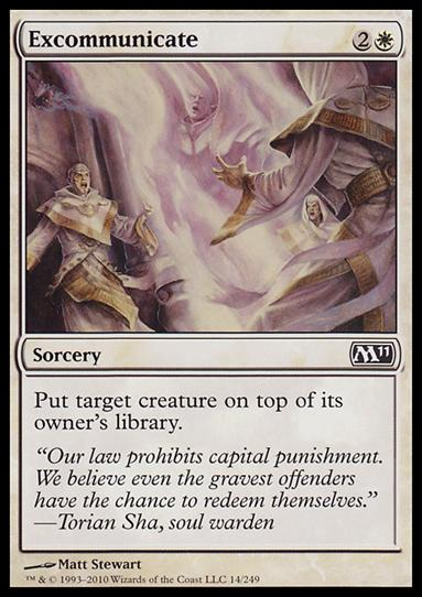 Magic the Gathering: 2011 Core Set (Base Set)14-A by Wizards of the Coast