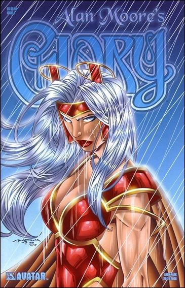 Alan Moore's Glory 1-G by Avatar Press