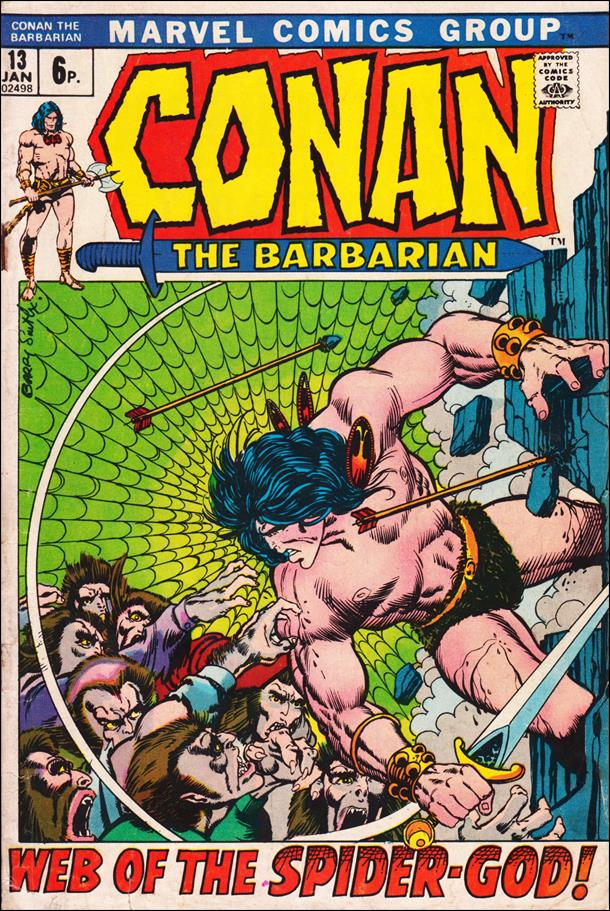 Conan the Barbarian (1970) 13-B by Marvel