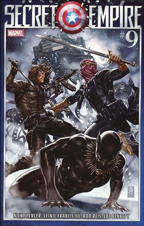 Secret Empire 9-A