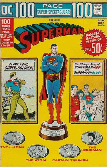 DC 100-Page Super Spectacular 18-A by DC