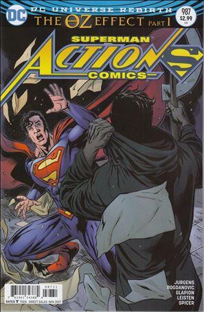 Action Comics (1938) 987-C