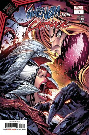 King in Black: Gwenom vs Carnage 3-A