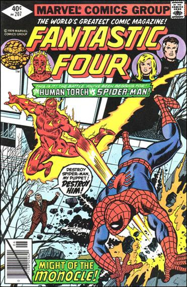 Fantastic Four (1961) 207-A by Marvel