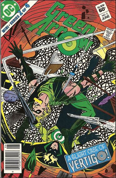Green Arrow (1983) 2-A by DC