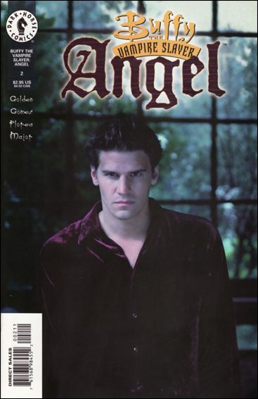 Buffy the Vampire Slayer: Angel 2-B by Dark Horse