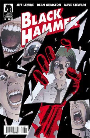 Black Hammer 8-A