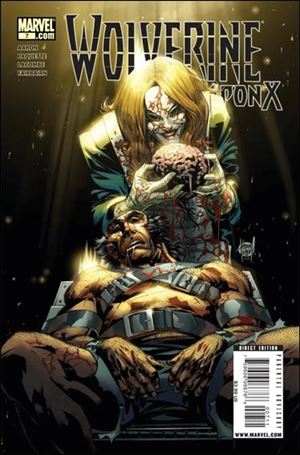 Wolverine: Weapon X 7-A